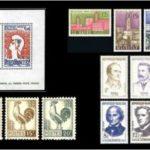 La paire de timbre c'est bien mais ce n'est pas rare !