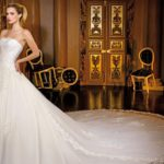 Robe de mariée pour princesse du 3ème millénaire