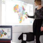 On apprend bien mieux avec un tableau blanc interactif (TBI)